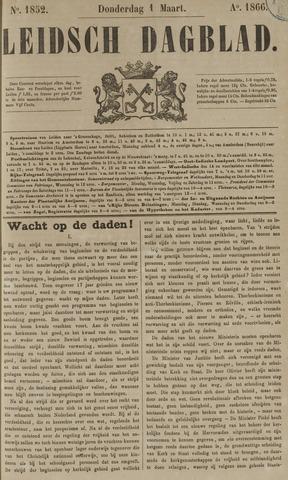 Leidsch Dagblad 1866-03-01