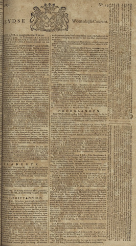 Leydse Courant 1765-07-03