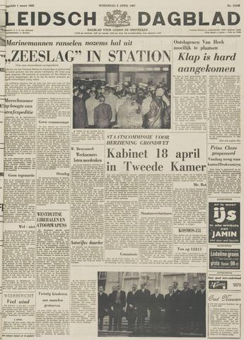 Leidsch Dagblad 1967-04-05