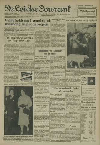 Leidse Courant 1959-09-05