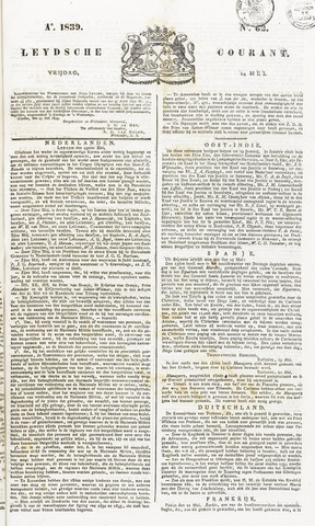 Leydse Courant 1839-05-24