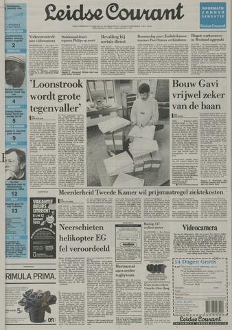 Leidse Courant 1992-01-08