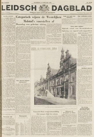 Leidsch Dagblad 1954-02-06