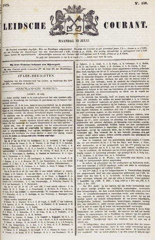 Leydse Courant 1875-07-12