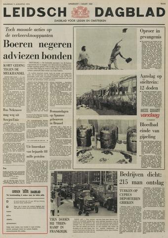Leidsch Dagblad 1974-08-05