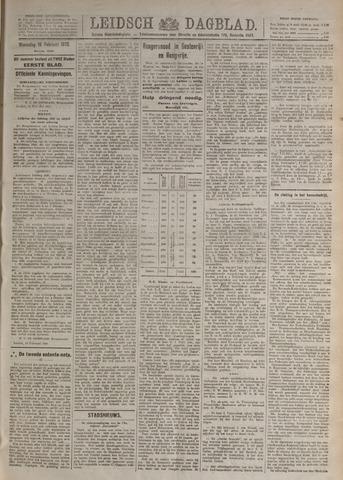 Leidsch Dagblad 1920-02-18