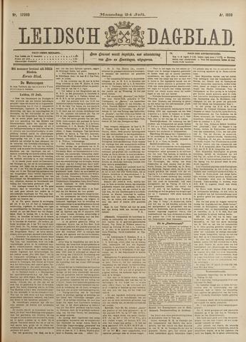 Leidsch Dagblad 1899-07-24