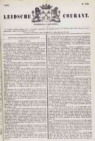 Leydse Courant 1882-08-03