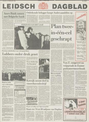 Leidsch Dagblad 1988-02-12