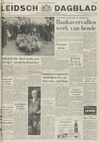 Leidsch Dagblad 1966-11-15