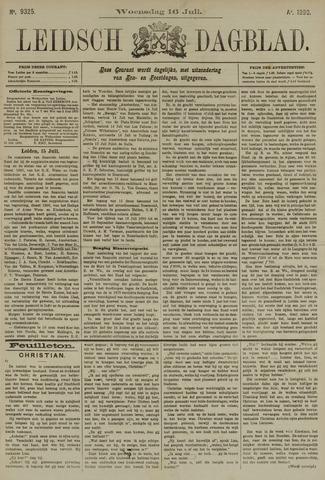 Leidsch Dagblad 1890-07-16