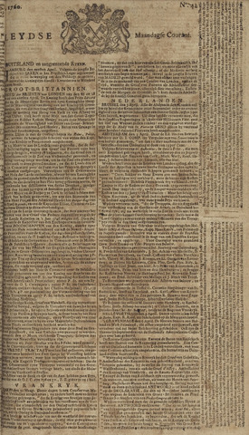 Leydse Courant 1760-04-07