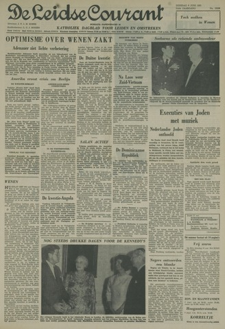 Leidse Courant 1961-06-06