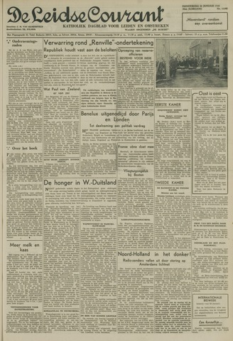 Leidse Courant 1948-01-22
