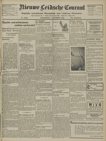 Nieuwe Leidsche Courant 1938-12-01
