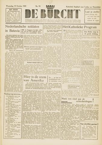 De Burcht 1945-10-10