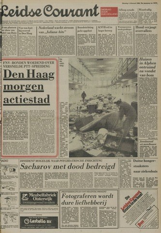 Leidse Courant 1980-02-05