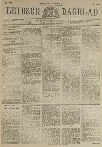 Leidsch Dagblad 1907-10-12
