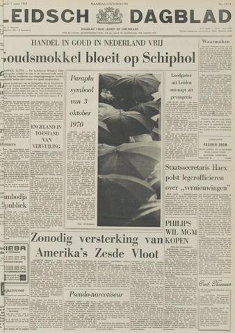 Leidsch Dagblad 1970-10-05