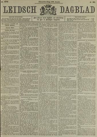 Leidsch Dagblad 1911-06-22
