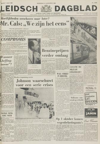 Leidsch Dagblad 1966-08-31