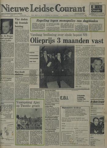 Nieuwe Leidsche Courant 1974-03-18