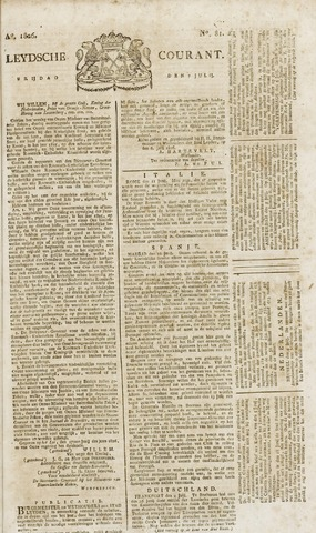 Leydse Courant 1826-07-07