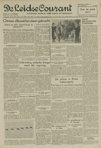 Leidse Courant 1951-04-25