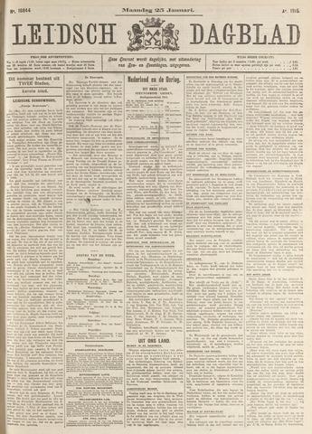 Leidsch Dagblad 1915-01-25