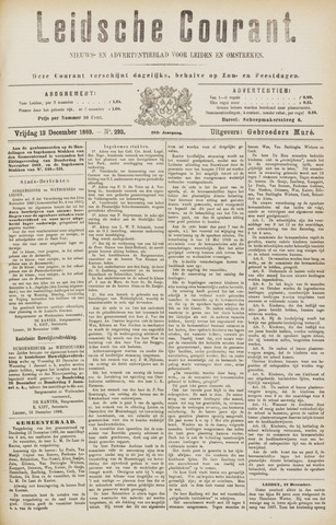 Leydse Courant 1889-12-13