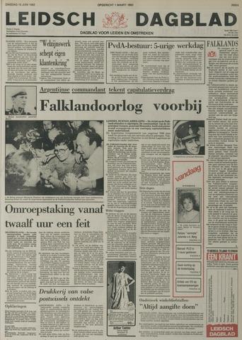 Leidsch Dagblad 1982-06-15