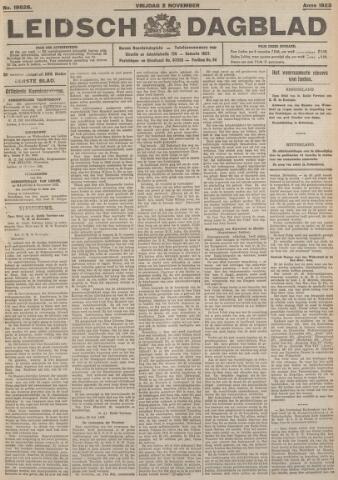 Leidsch Dagblad 1923-11-02