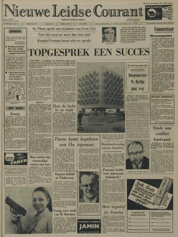 Nieuwe Leidsche Courant 1967-09-27