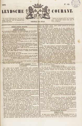 Leydse Courant 1862-07-25