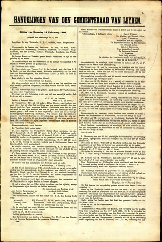 Handelingen van de Raad 1866-02-12