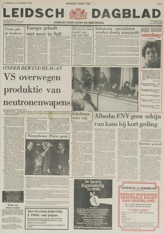 Leidsch Dagblad 1980-11-15