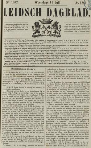 Leidsch Dagblad 1866-07-11