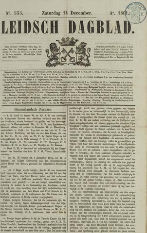 Leidsch Dagblad 1861-12-14