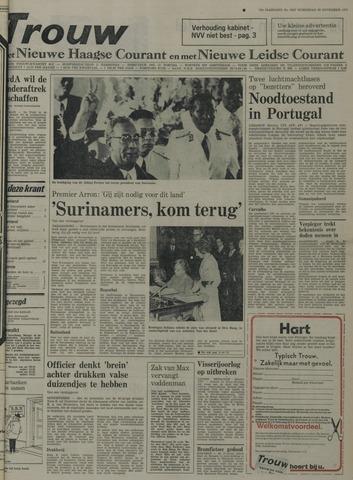 Nieuwe Leidsche Courant 1975-11-26