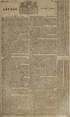 Leydse Courant 1758-09-01