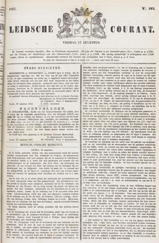 Leydse Courant 1877-08-17