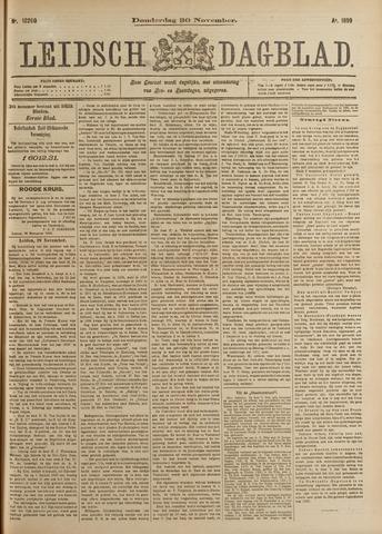 Leidsch Dagblad 1899-11-30
