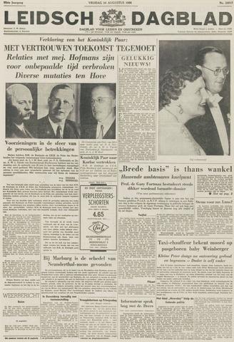 Leidsch Dagblad 1956-08-24