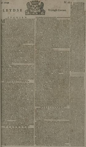 Leydse Courant 1749-06-06