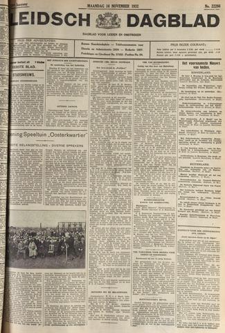Leidsch Dagblad 1932-11-14