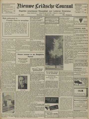 Nieuwe Leidsche Courant 1939-02-03