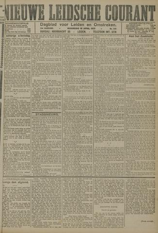 Nieuwe Leidsche Courant 1921-04-18