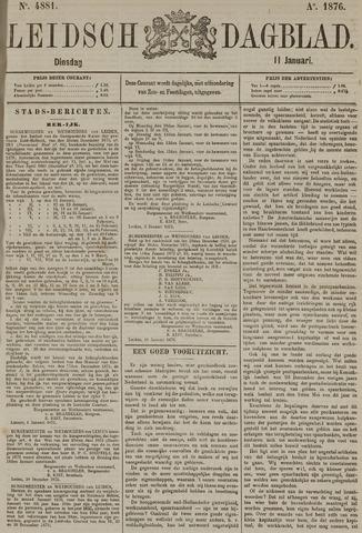Leidsch Dagblad 1876-01-11