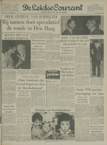 Leidse Courant 1966-10-25