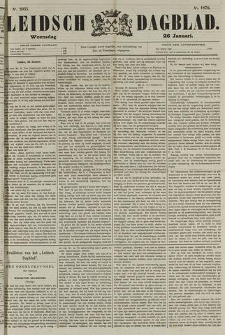 Leidsch Dagblad 1870-01-26